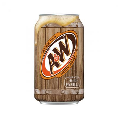 Напиток A*W Root Beer 330 мл