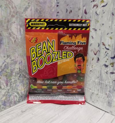 JB Bean Boozled Flaming Five 54 гр