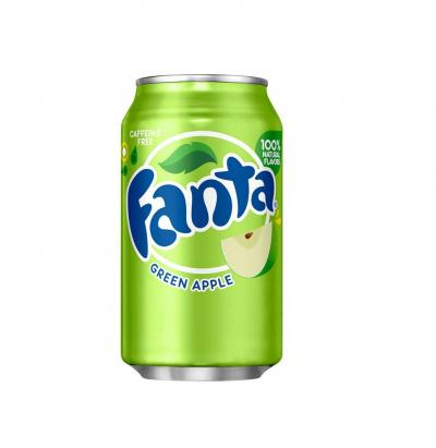 Fanta Green Apple 355 мл