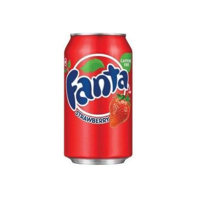 Fanta Strawberry 330 мл.