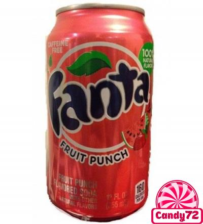 Fanta Fruit Punch 355 мл